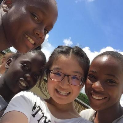 ジャマイカでチャイルドケア&地域奉仕活動 磯川舞優